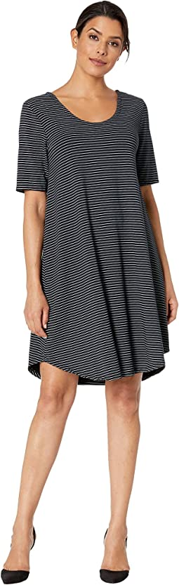 Pinstripe Mika Dress