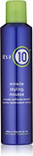 It's a 10 Haircare Miracle Styling Mousse, 9 fl. oz.