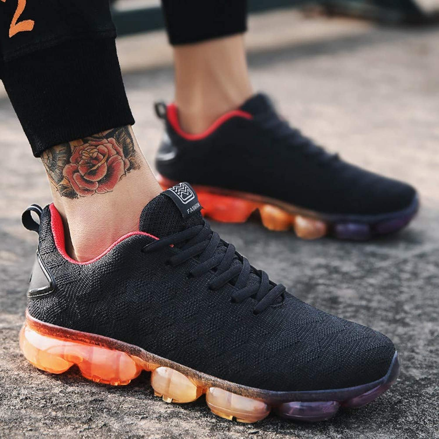 YAYADI Sneakers Running shoes For Men Sports Outdoor Walking Jogging Sneakers Autumn Life Sneakers Fitness shoes