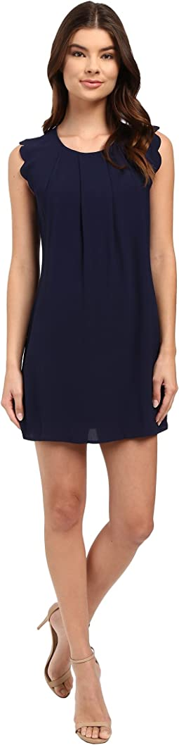 Brigitte Bailey - Edith Scallop Sleeve Dress