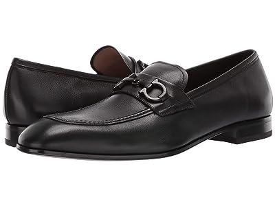 Salvatore Ferragamo Asten Loafer (Black) Men