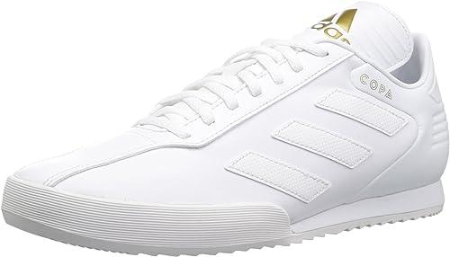 Adidas Originals Hommes's Copa Super Soccer chaussures blanc or Metallic, 9.5 M US