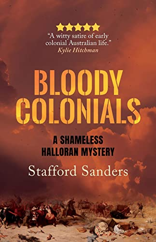 Books By Stafford Sanders_bloody Colonials English ...