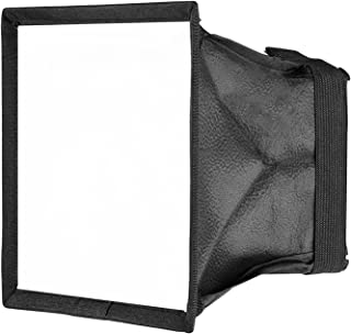 "Neewer 5.9""x6.7""/15x17 cm Camera Collapsible Diffuser Mini Softbox for CN-160 LED Flash Light"