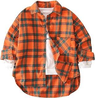 Hopscotch LSM Boys Cotton Lace up Style Athletics Shoes in Orange Color