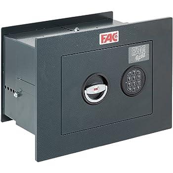 FAC 36002 Caja fuerte: Amazon.es: Bricolaje y herramientas