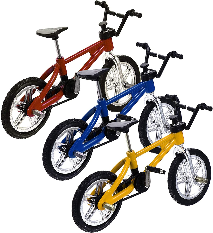 VORCOOL 3pcs Finger Genuine Free Shipping Mini Bike Set Miniatu Spasm price Skateboard
