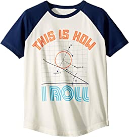 How I Roll Tee (Toddler/Little Kids/Big Kids)
