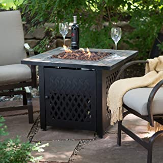 Best mosaic propane fire pit Reviews