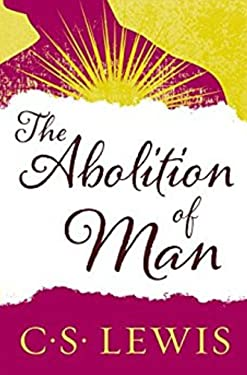 The Abolition of Men