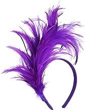 Best purple fascinator headband Reviews