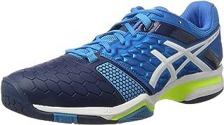 ASICS 男士凝胶 - Blast 7手球鞋 Blau (Blue Jewel/White/safety Yellow) 44 EU