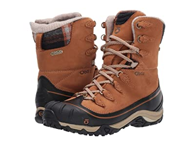Oboz 8 Sapphire Insulated B-DRY (Tan) Women