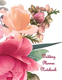 Wedding Planner Notebook: Rainbow Couple Cover - Gender Neutral Ultimate Planning Helper - Contact Sheets - Countdown Prompts - Checklists - Aide Memoir Sheets - Venue - Budget - Catering