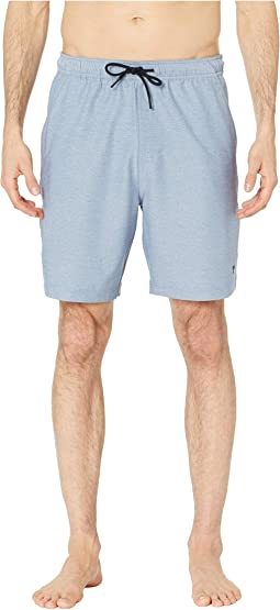537514fbb7 Quiksilver Waterman. Tech Elastic Shorts. $73.99MSRP: $75.00. Blue Shadow  Marl