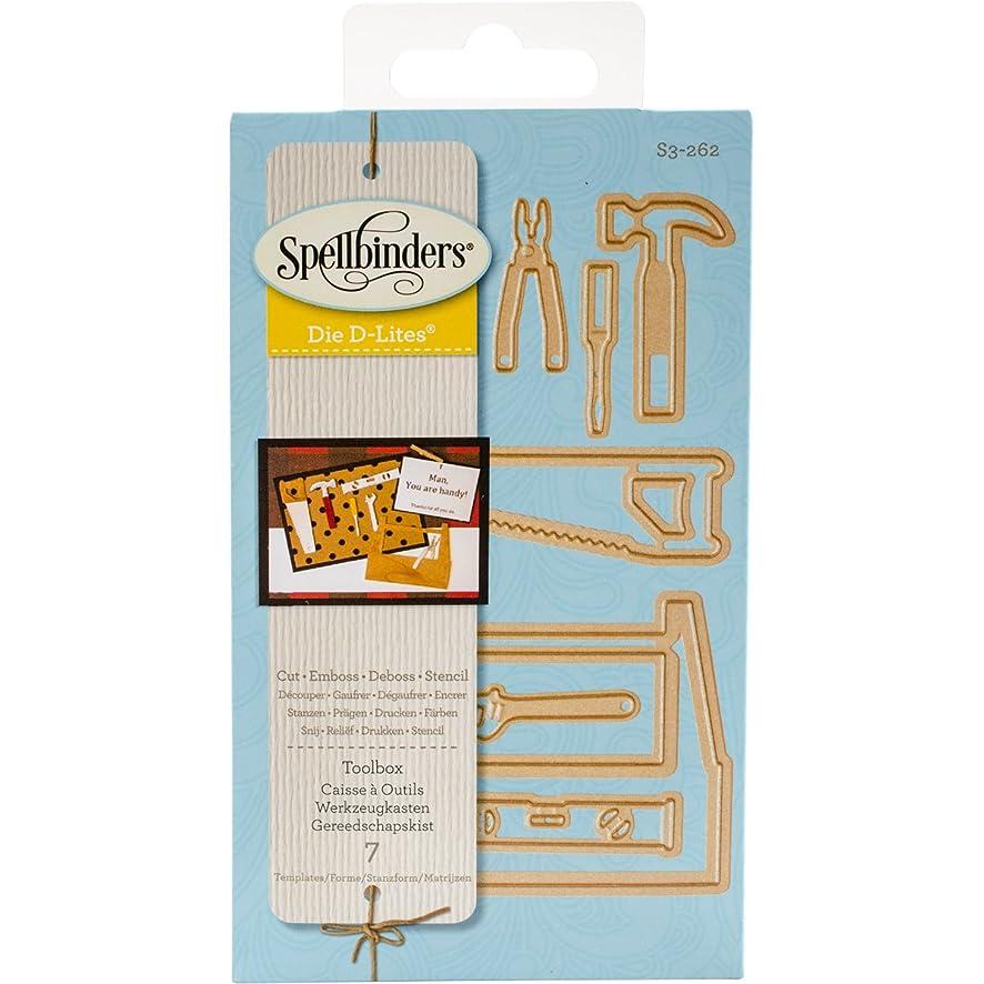 Spellbinders Toolbox Etched/Wafer Thin Dies