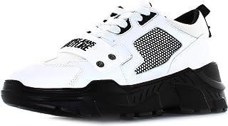 VERSACE JEANS COUTURE E0YWASC471604 003 - Zapatillas deportivas para hombre, color blanco