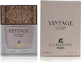 Vintage Parfum for Women by J.casanova, Eau de Parfum, 100ml