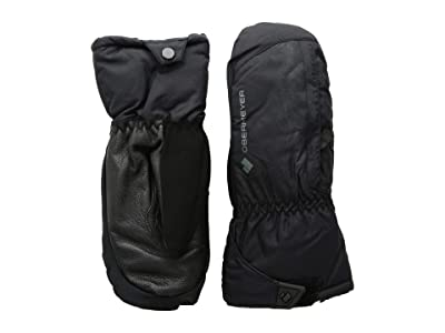Obermeyer Kids Molten Mitten (Little Kids/Big Kids) (Black) Extreme Cold Weather Gloves