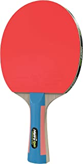 MightySpin Hurricane Table Tennis Paddle Ping Pong Paddle w/ 2.0mm ITTF Approved Rubber - Improve Your Serves, Get Serious Spin and Level-Up Your Skills - Ping Pong Paddles