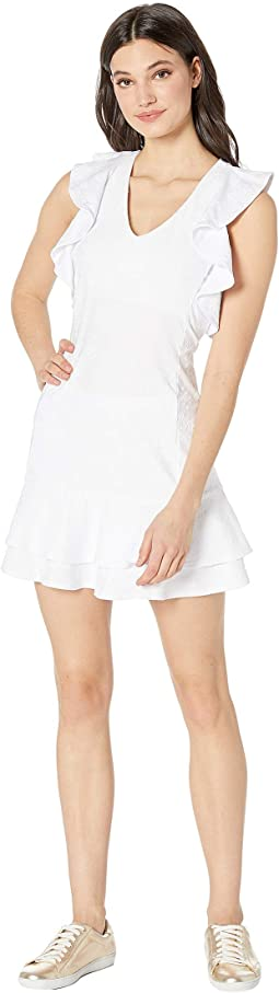UPF 50+ Rally Tennis Dress