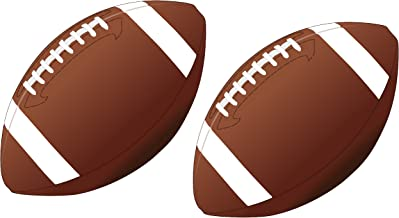 football decal stickers