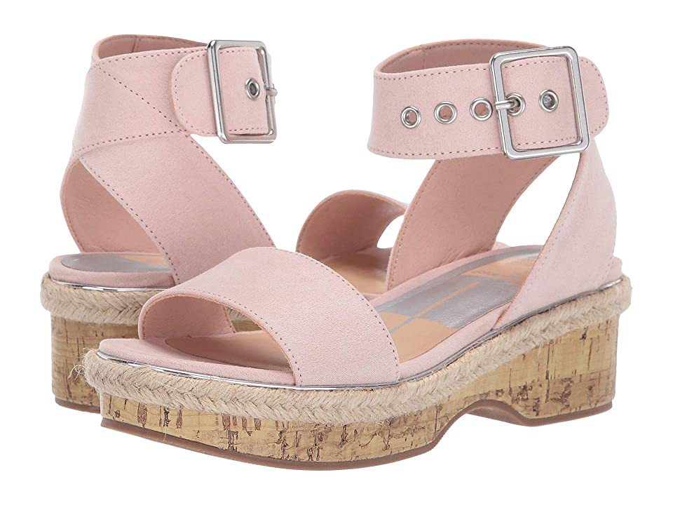 Dolce Vita Kids Adriel (Little Kid/Big Kid) (Blush Microsuede) Girls Shoes