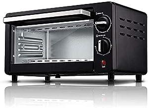 Mini Cuisine Four, four multifonction 60 minutes Timing 10L Capacité Convection Contretop Toaster Four