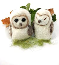 Cool Landscape Needle Felting Kit by The Makerss makes 1 A4 picture