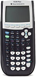 Texas Instruments Ti-84 plus Graphing calculator - Black
