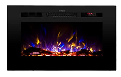 Touchstone 80028 - The Sideline Electric Fireplace