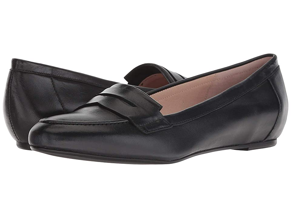 Patricia Green Penny Loafer (Black) Women
