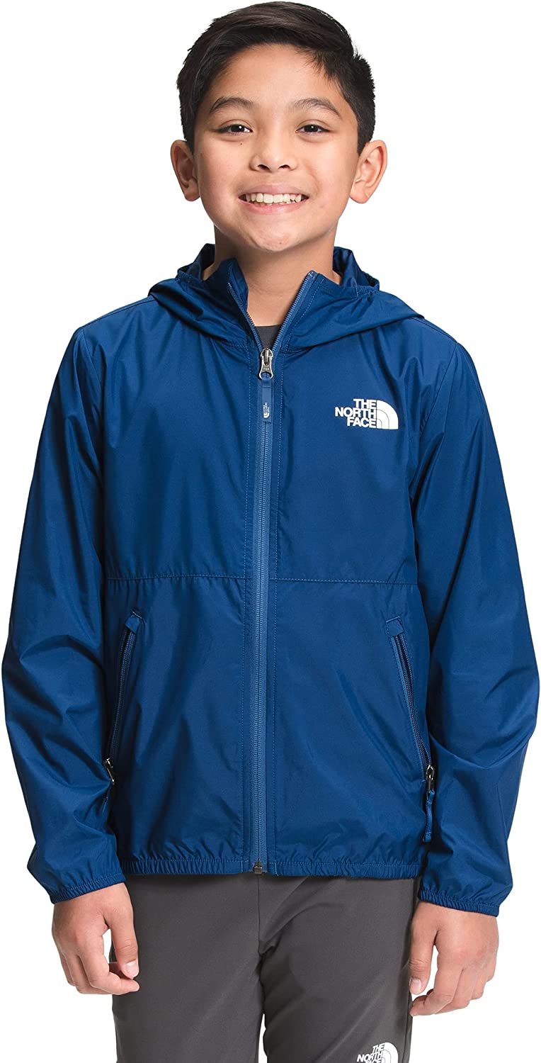 The North Face Youth Novelty Flurry Hooded Windbreaker Jacket: Clothing, Shoes & Jewelry