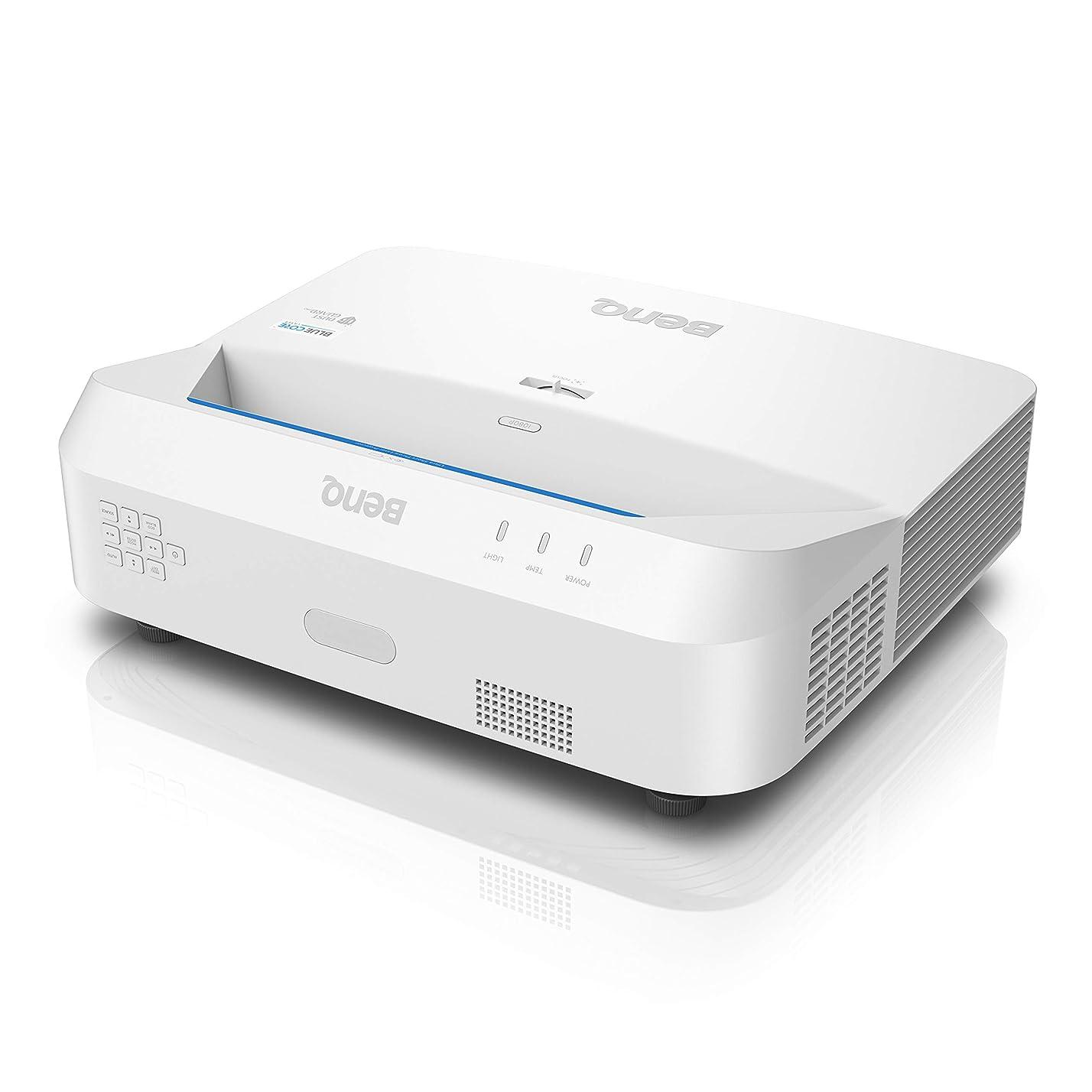 マーキー発揮する日光Benq LW890UST data projector 4000 ANSI lumens DLP WXGA (1280x800) 3D Desktop projector White