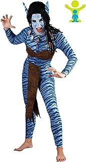 Fyasa 706055-t04selva Mujer Warrior disfraz, tamaño