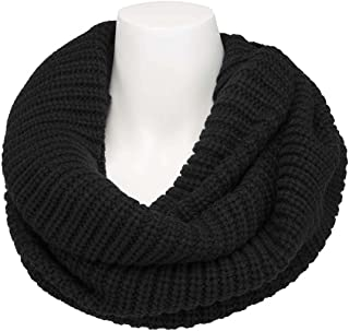 Winter Infinity Scarf For Women Warm Lightweight Chunky Scarf Wrap
