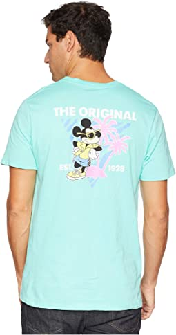 Mickey's 90th Vans Retro Short Sleeve T-Shirt