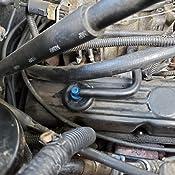 PCV Valve Grommet fits 1999-2001 Workhorse Custo P42  DORMAN HELP