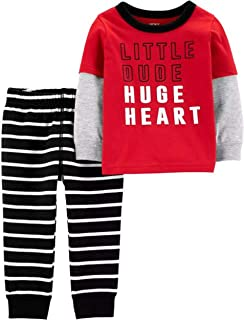 Carter's Baby Boys' 2-Piece Valentine's Day Set