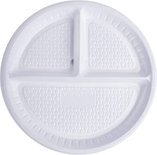 Hotpack Disposable Plates - 25 Pieces