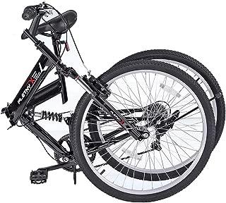 EGO TECHNOLOGY Bicicleta MTB Montaña Plegable Plenty 26 Shimano Suspension