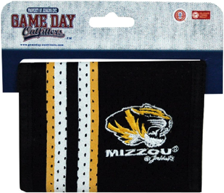 NCAA Missouri Tigers Athletic Mesh BiFold Wallet