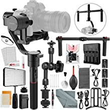 Moza Air 3-Axis Motorized Gimbal Stabilizer with Xpix Deluxe Camera Cleaning Kit & Accessory Bundle