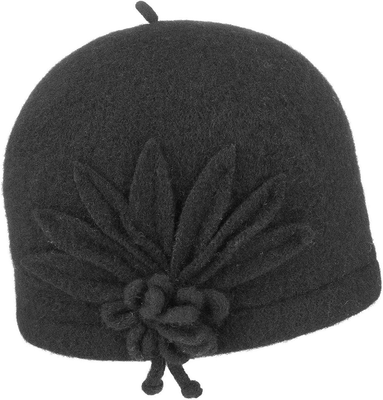 Lipodo 数量限定 Jalena Milled Wool サービス - Women Hat