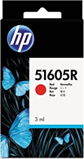 HP Red Ink Cartridge - Red - Inkjet - 500 Page - Retail