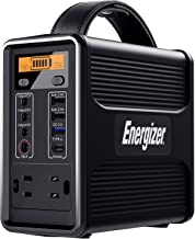 Energizer Portable Power Station, Solar Generators with PD 45W USB-C Fast Charging QC..