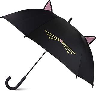 Kate Spade New York Umbrella, Black Cat
