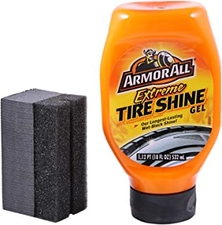 ARMORALL EXTREME TIRE SHINE GEL/APPLICATOR 523 ml