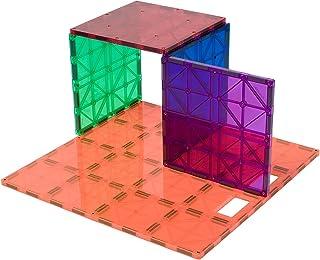 Playmags: Super Durable budynku Stabilizer Set, Wielka dodać do wszystkich zestawów Magnet kafelki, współpracuje ze wszyst...
