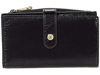 Hobo Buck (Black Vintage Hide) Handbags